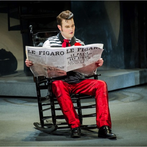Figaro - The Barber of Seville (Welsh National Opera) © Robert Workman